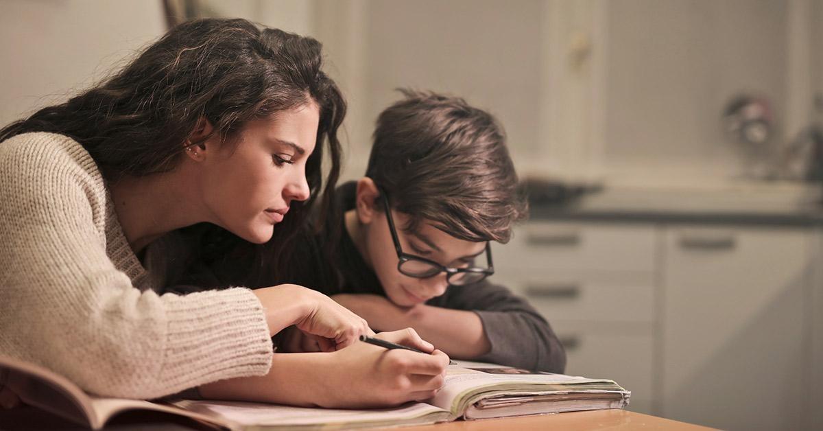 Relação da Visão com o Aprendizado Escolar