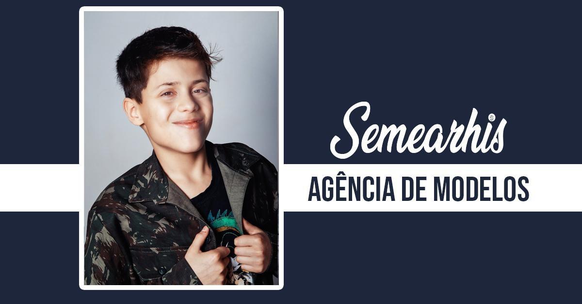 Antony Ruan do Nascimento - Modelo Semearhis