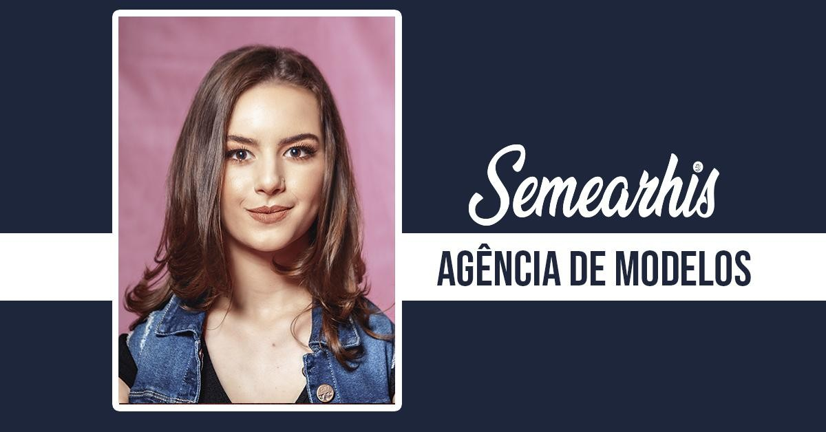 Larissa Rodrigues - Modelo Semearhis