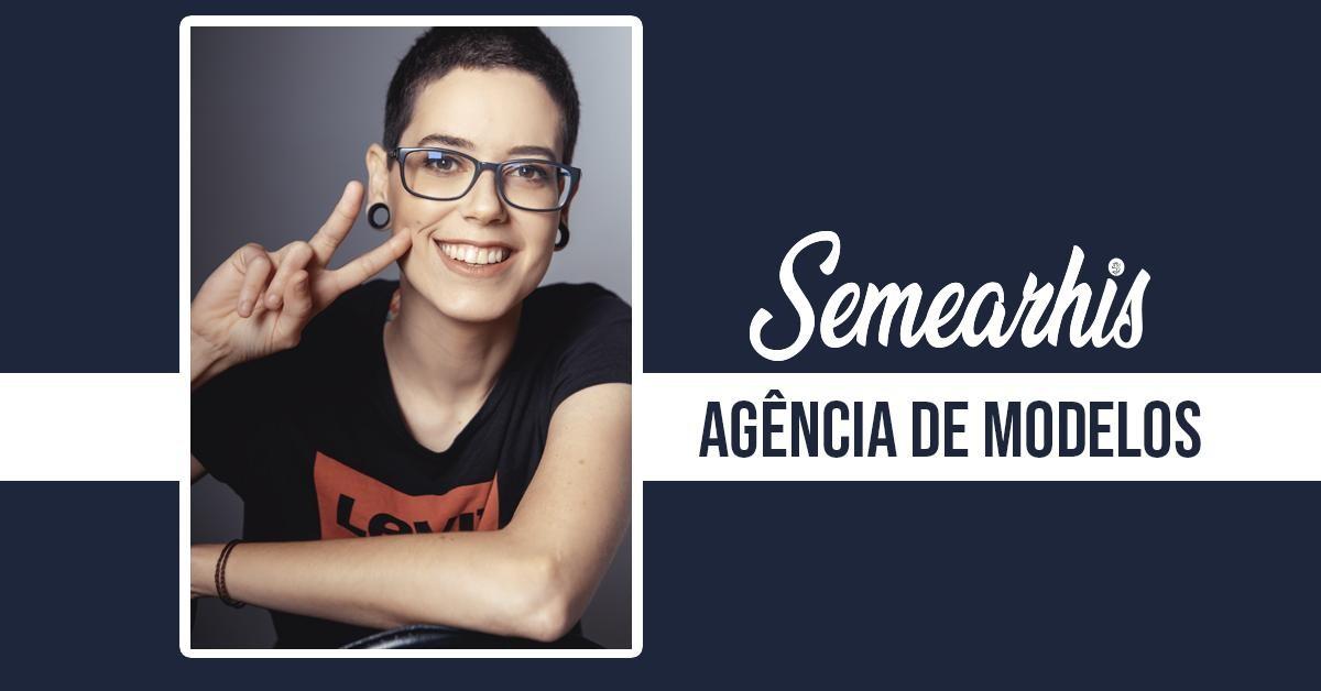 Helenne Sanderson - Modelo Semearhis
