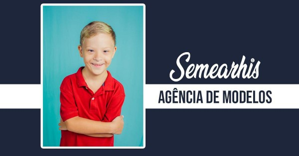 George Gabriel - Modelo Semearhis