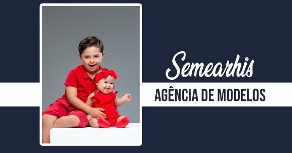 Maria e Enzo - Modelos Semearhis